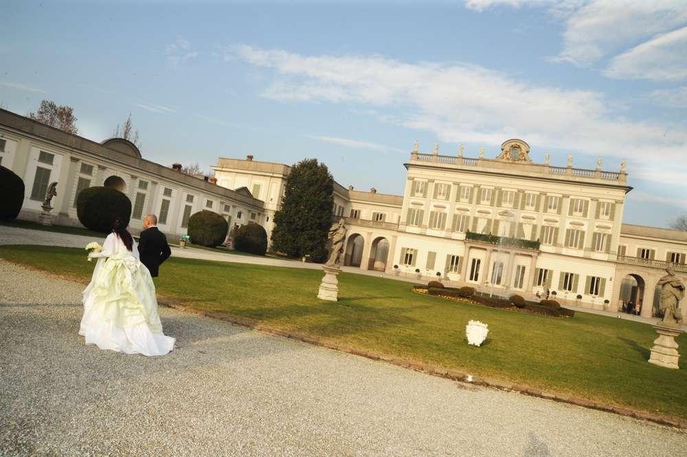 Villa Borromeo un capolavoro d'arte a firma Piermarini.