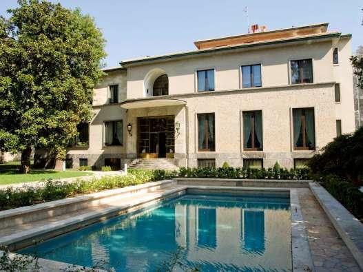 location a milano: villa necchi campiglio