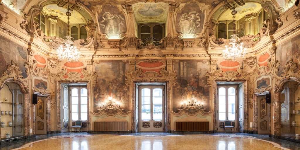 location a milano : Palazzo Visconti