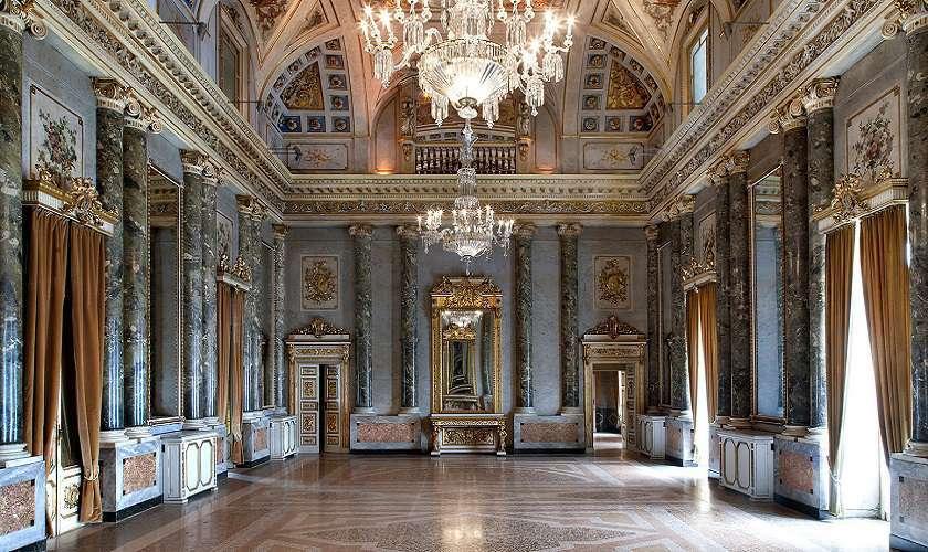 location a milano: palazzo serbelloni