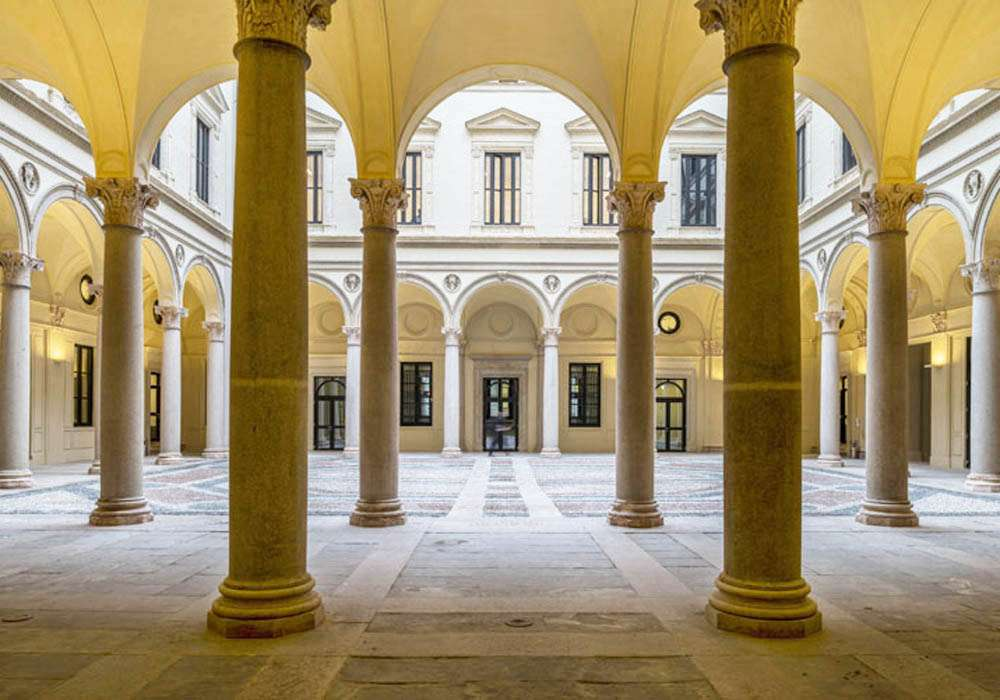 location a milano : Palazzo Francesco Turati